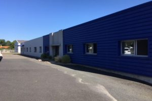 Local industriel, Cugand 2395 m2