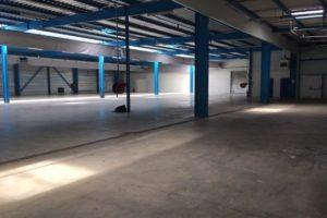 Local industriel, La Roche-sur-Yon 3544 m2