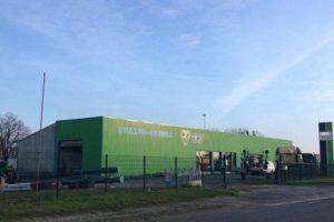 Local industriel, Saligny 1275 m2