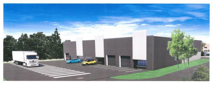 Louer Local professionnel Local professionnel, Montaigu 1200 m2 - LP578-DURET