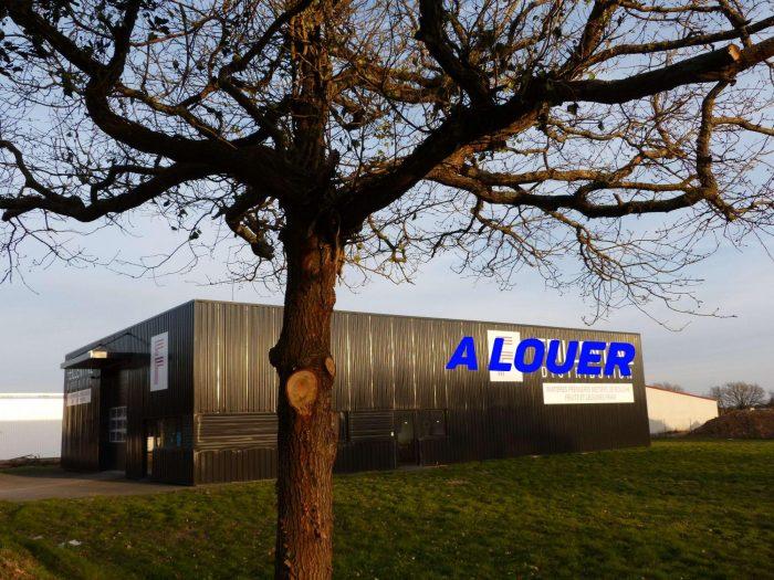 Louer Local professionnel Local professionnel, Château-d'Olonne 445 m2 - LP600-DURET