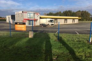 Local industriel, Treize-Septiers 1712 m2