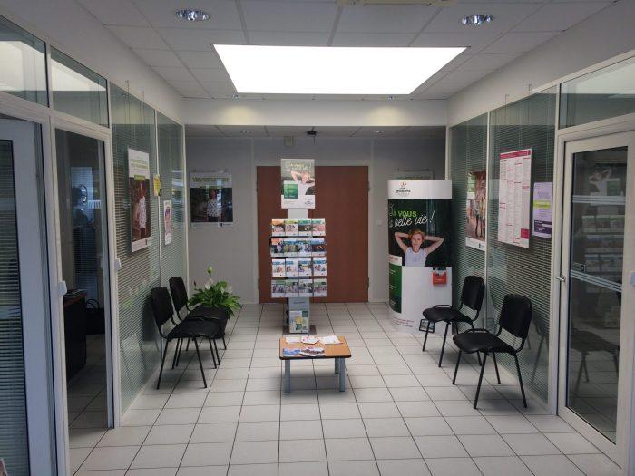 Louer Bureau Bureau, Boufféré 332 m2 - LP230-DURET
