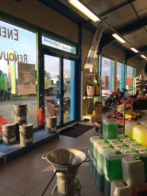 Acheter Local industriel Local industriel, Saligny 1275 m2 - VP392-DURET