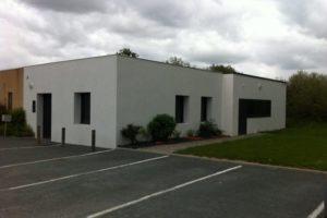 Bureau, La Guyonnière 132 m2
