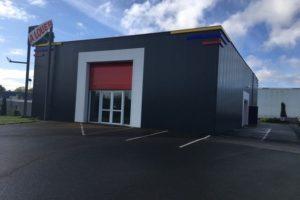 Local professionnel, Dompierre-sur-Yon 220 m2