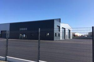 Local industriel, Saint-Hilaire-de-Loulay 580 m2