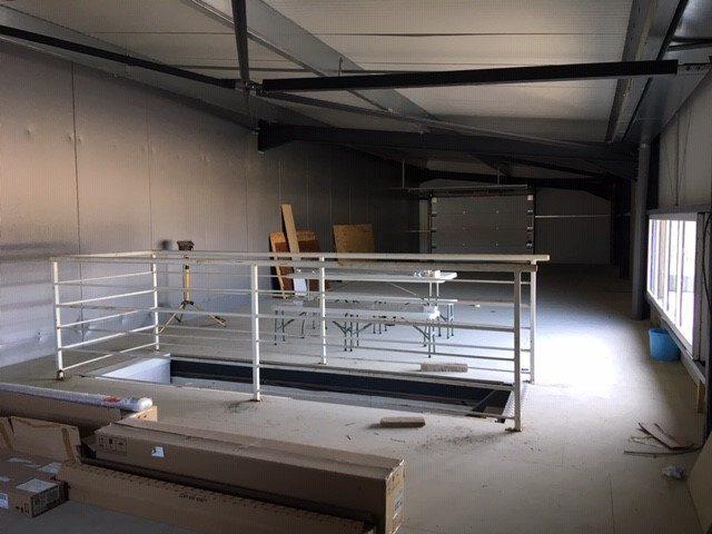 Louer Local industriel Local industriel, Saint-Hilaire-de-Loulay 580 m2 - LP518-DURET