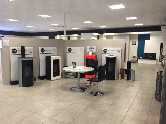 Louer Local commercial Local commercial, Saint-Fulgent 815 m2 - LP548-DURET