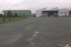 Local industriel, Beaurepaire 3386 m2