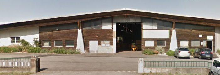Louer Local industriel Local industriel, La Roche-sur-Yon 1879 m2 - LP592-DURET