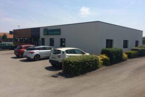Boutique, Montaigu-Vendée 332 m2
