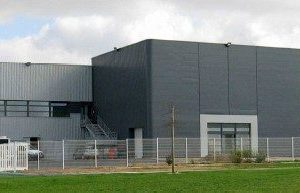 Local industriel, Bournezeau 4150 m2
