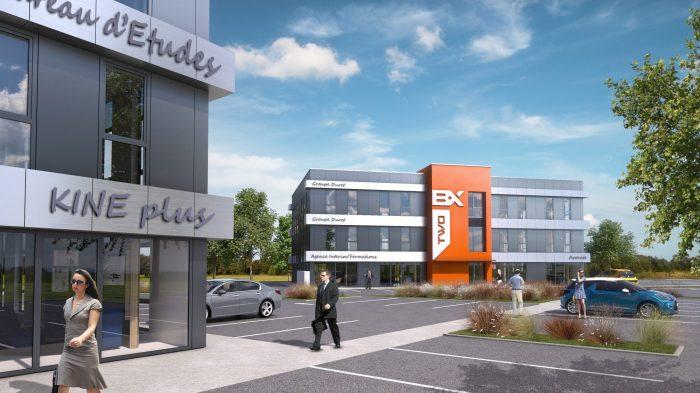 Acheter Bureau Bureau, Boufféré 115 m2 - VP090-DURET