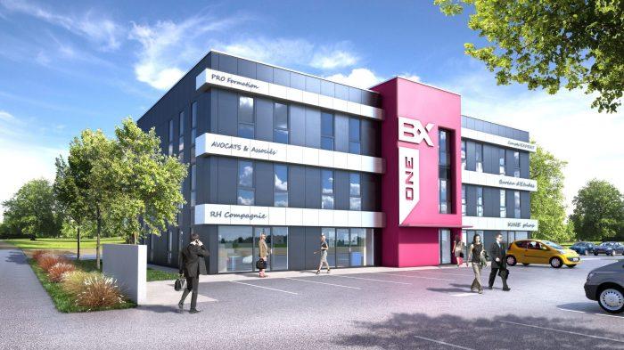 Acheter Bureau Bureau, Boufféré 107 m2 - VP074-DURET