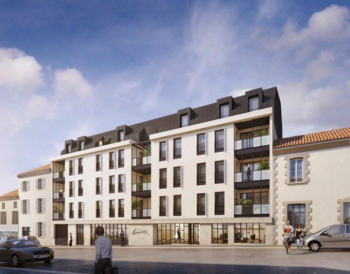 Acheter Local commercial Local commercial, La Roche-sur-Yon 39 m2 - VP082-DURET