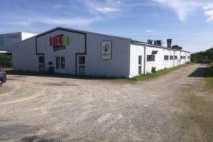 Local industriel, Treize-Septiers 1220 m2