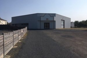 Local professionnel, Montaigu-Vendée 600 m2