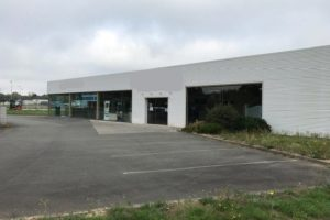 Local professionnel, Aizenay 1253 m2