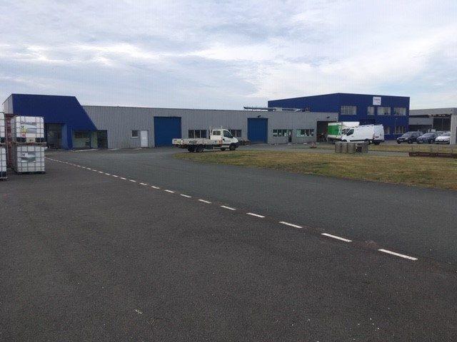 Louer Local industriel Local industriel, La Mothe-Achard 1800 m2 - LP800-DURET
