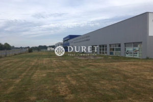 Local industriel, La Mothe-Achard 1800 m2