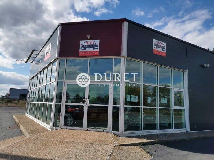 Louer Local commercial Local commercial, Chanverrie  600 m2 - LP880-DURET