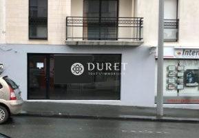 Local commercial, La Roche-sur-Yon 52 m2