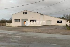 Entrepôt, Challans 440 m2