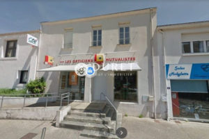 Local commercial, Aizenay 104 m2