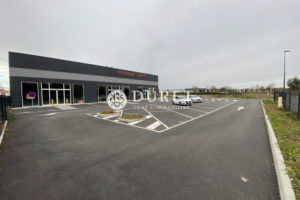 Local commercial, Sallertaine 345 m2