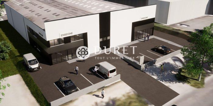 Louer Local professionnel Local professionnel, La Roche-sur-Yon 600 m2 - LP806-DURET