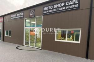 Local commercial, Aubigny-Les Clouzeaux 200 m2