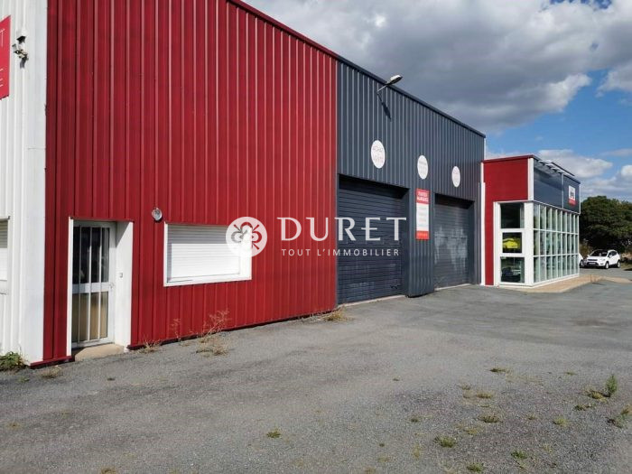 Louer Local commercial Local commercial, Chanverrie  600 m2 - LP880-DURET