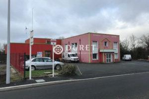 Local professionnel, La Roche-sur-Yon 764 m2