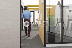 Bureau, Challans 73 m2