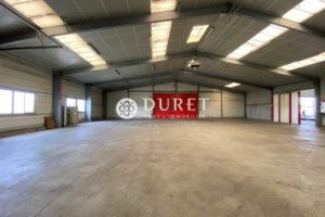 Local professionnel, Cholet 2800 m2