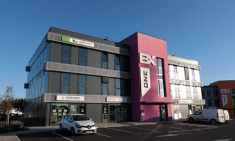 Le BX, un concept d'immeuble de bureaux né à Montaigu