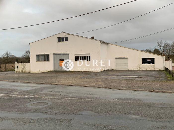 Louer Entrepôt Entrepôt, Challans 440 m2 - LP898-DURET