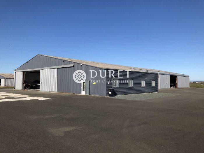 Acheter Local professionnel Local professionnel, fontenay le comte 1395 m2 - VP968-DURET