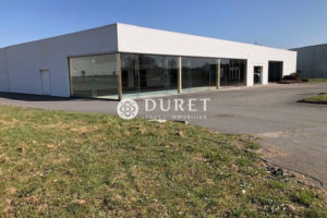 Local commercial, Aizenay 530 m2