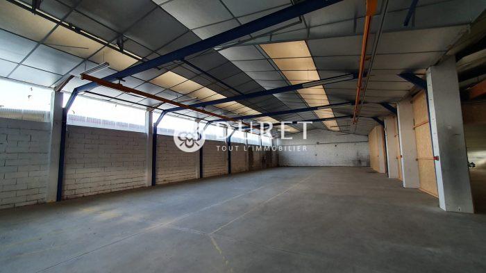 Louer Local commercial Local commercial, Saint-Gilles-Croix-de-Vie 410 m2 - LP1010-DURET