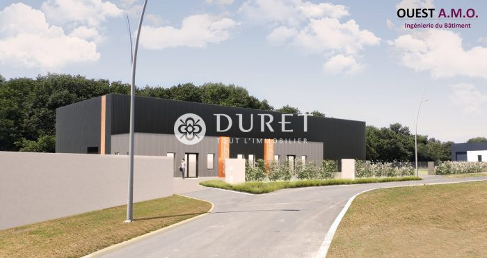 Louer Local professionnel Local professionnel, Montaigu-Vendée 497 m2 - LP1030-DURET