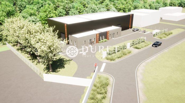 Louer Local professionnel Local professionnel, Montaigu-Vendée 270 m2 - LP1032-DURET