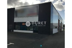 Local commercial, Challans 156 m2