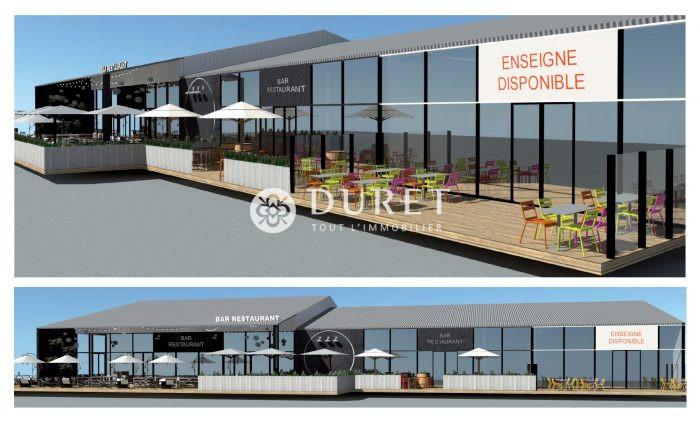 Louer Local commercial Local commercial, Les Essarts 400 m2 - LP784-DURET