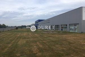 Local industriel, Les Achards 1800 m2