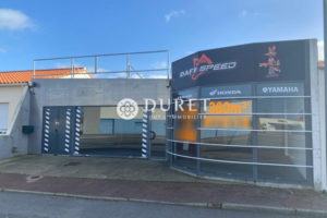 Local commercial, Challans 360 m2