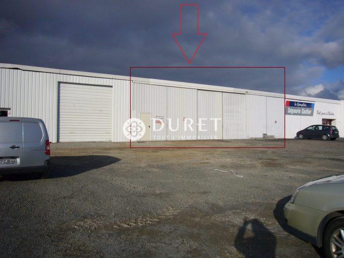 Louer Local professionnel Local professionnel, Les Sables-d'Olonne 340 m2 - LP953-DURET