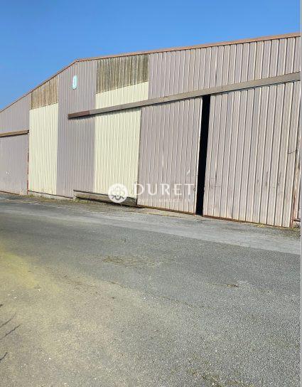 Louer Entrepôt Entrepôt, Mervent 2000 m2 - LP1028-DURET